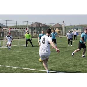 Выплеск спортивной энергии — в ПАО «ТНС энерго Кубань» состоялись зональные игры IX спартакиады