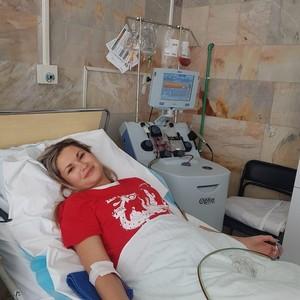 Сотрудница АО «Уралтрансмаш» стала донором костного мозга