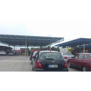 Международный автомобильный пункт пропуска «Вяртсиля» реконструируют за 5 миллионов евро