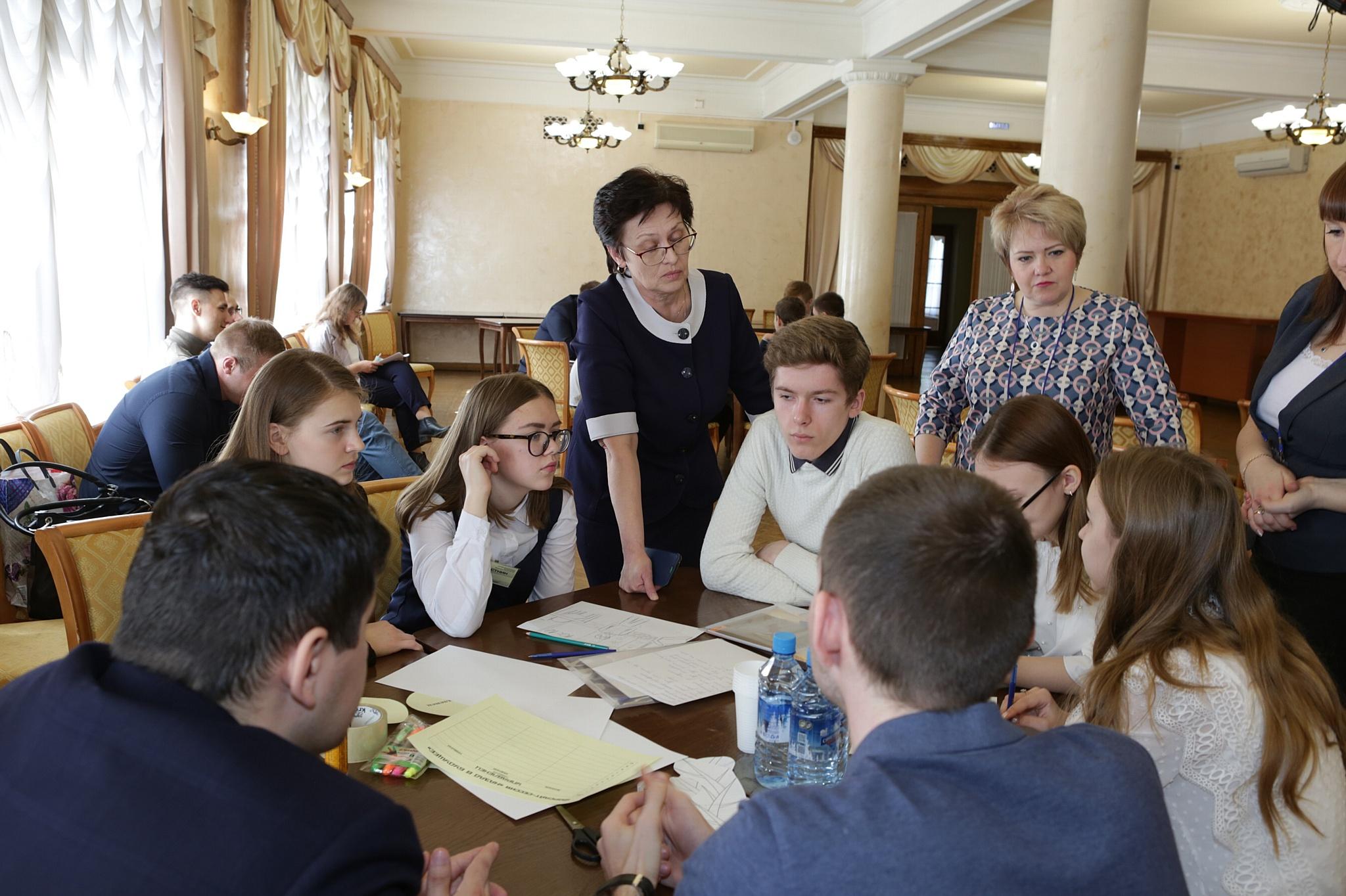На Уралвагонзаводе рассмотрели идеи молодых специалистов