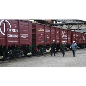 ПГК нарастила перевозки черных металлов с предприятий Евраза