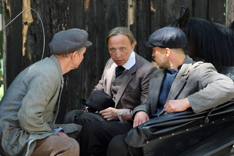 Битва за «Ростов»: премьера исторического детектива с Артуром Смольяниновым и Иваном Охлобыстиным