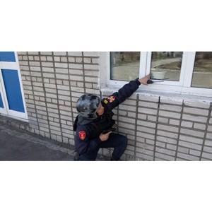 В Туве состоялся конкурс «Лучший по профессии» среди групп задержания