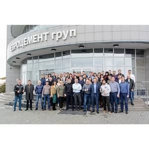Клиентский сервис – приоритет коммерческой дирекции «Евроцемент груп»