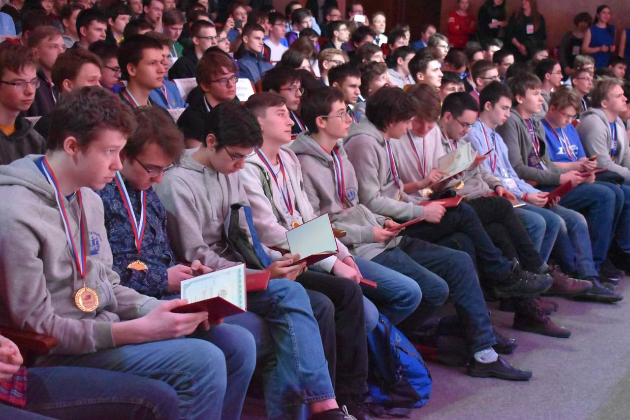 В Ульяновске подведены итоги олимпиады по физической культуре