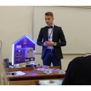 Энергопроект липецкого школьника один из лучших в России