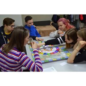 Социальная игра «Мой выбор» обретает популярность у тюменской молодежи
