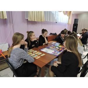 Благодаря активности местного сообщества проект «Молодежная финансовая инициатива» пришел в ММС
