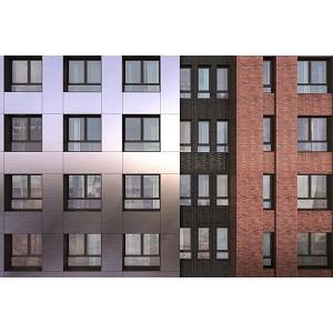 ЖК «Береговой» - в ТОП-3 проектов с лучшей архитектурой  премии «Рекорды рынка недвижимости 2019»