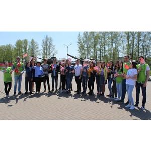 Волонтеры СГОКа организовали экскурсию для школьников на место сражения под Прохоровкой