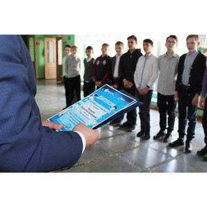В «Удмуртэнерго» наградили победителей интернет-конкурса по электробезопасности