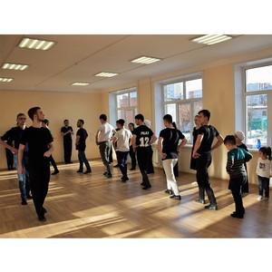 Мастер-класс по кавказским танцам состоялся в Доме дружбы народов Чувашии