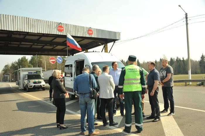 Делегация Таможенной службы Финляндии посетила Смоленскую таможню