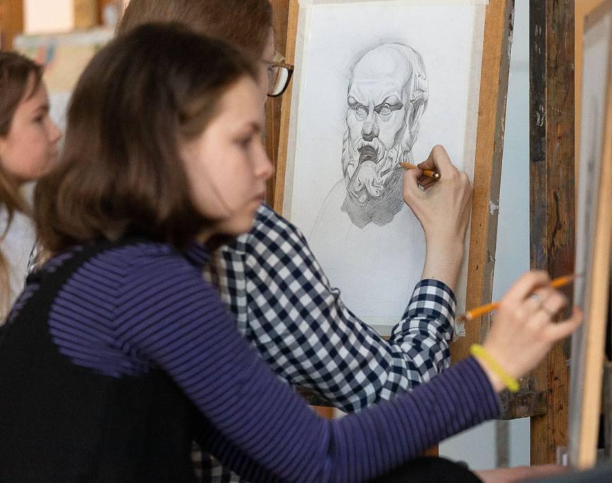 F.I.L.A. Russia - официальный партнер III всероссийского открытого конкурса «Юный художник России»