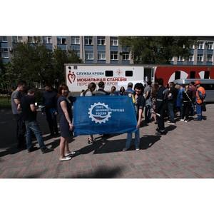 На Машиностроительном заводе им. М.И.Калинина стартовали «Дни донора»