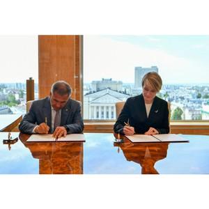 Елена Шмелева обсудила в Казани проблемы безопасности в школах и подписала соглашение о создании регионального центра для одаренных детей
