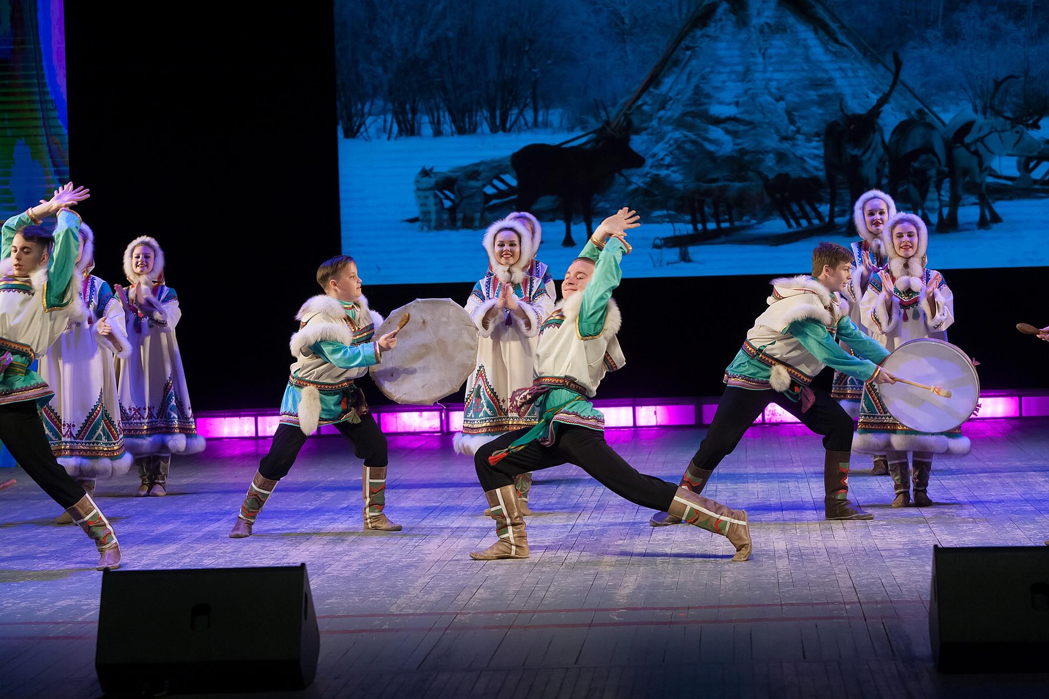 IX Всероссийский конкурс ансамблей народного танца и вокально-хореографических коллективов