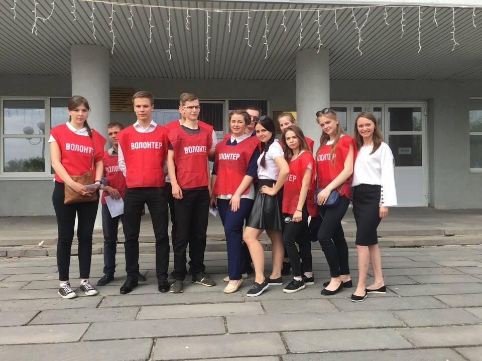 Студенты Дзержинского филиала РАНХиГС стали волонтерами общероссийской акции «Бессмертный полк»