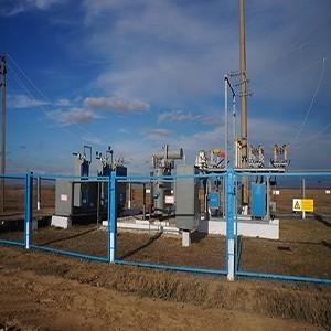«Саратовские распределительные сети» отремонтировали подстанции в Ровенском и Энгельсском районах