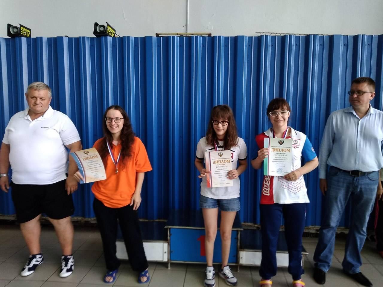 Студентка Дзержинского филиала РАНХиГС победила в Чемпионате России по плаванию