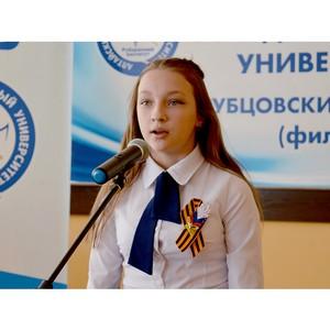 """Фестиваль авторских стихотворений """"Весна Победы"""": молодые поэты говорят о войне"""