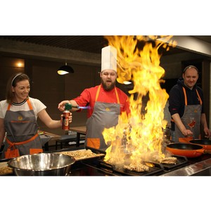 Июньские кулинарные мастер-классы от Вкусотеррии: начиная Францией и заканчивая Азией
