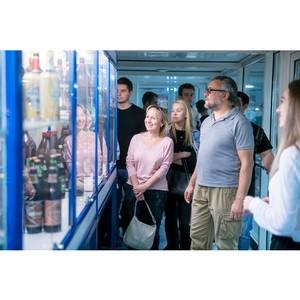 «Балтика» открыла двери музеев истории пивоварения