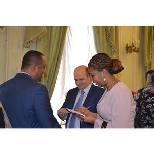 В Санкт-Петербурге состоялся Российско-Эфиопский Торгово-Инвестиционный форум
