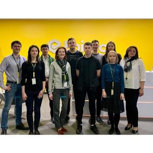 Визит студентов Московского государственного горного университета в офис компании «Эпирок»