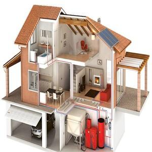 «адачи системы отоплени¤ частного дома: в поисках идеального микроклимата