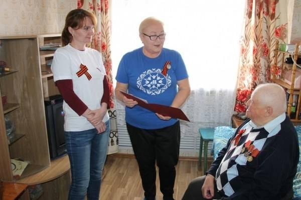 ОНФ в Республике Коми принял участие в патриотических мероприятиях, посвященных Дню Победы