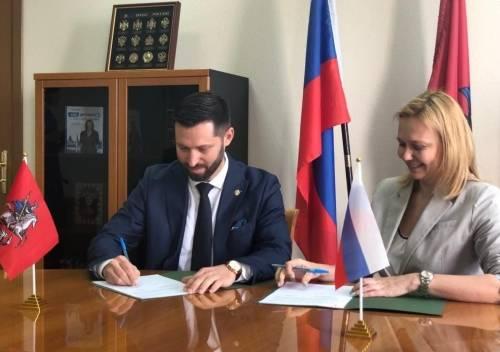 Заключение Соглашения о безвозмездной экспертной правовой помощи в рамках pro bono