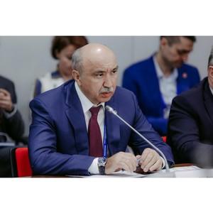 Ильшат Рафкатович Гафуров принял участие в мероприятиях чемпионата WorldSkills Russia