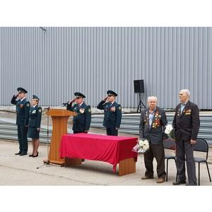 Калужские таможенники почтили память павших героев в Великой Отечественной Войне