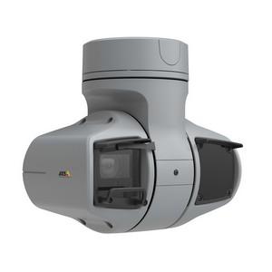 Новая уличная 2 Мп поворотная IP-камера марки Axis с разрешением HDTV 1080p и 30-кратным зумом