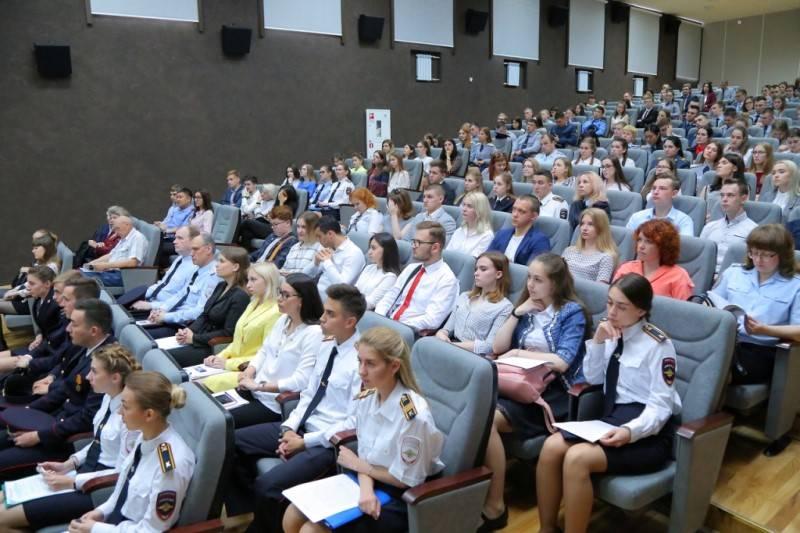 В Дзержинском филиале РАНХиГС состоялись академические мероприятия