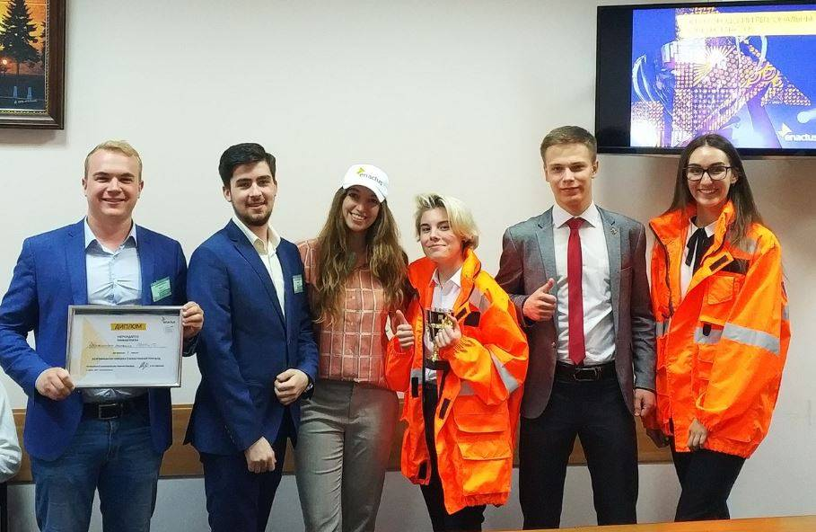 Студенты Дзержинского филиала РАНХиГС победили в региональном этапе международной программы Enactus