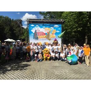 """В парке Сокольники отметили Всемирный день пчелы фестивалем """"Пчелография"""""""
