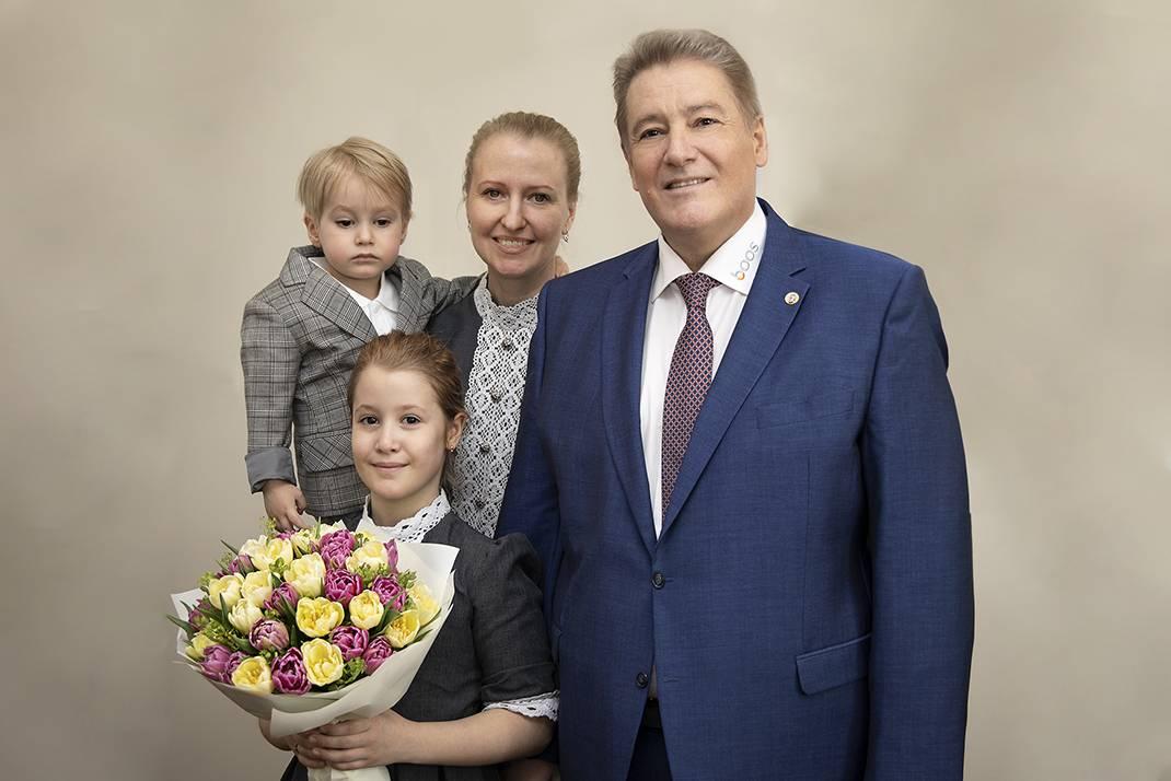 «Родительская слава» Георгия и Анны Боос