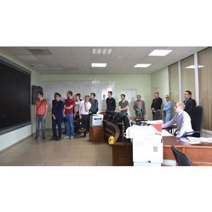 В филиале «Владимирэнерго» состоялся День открытых дверей для студентов