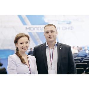 «Молодежка ОНФ» продолжает принимать участие во всероссийской акции «Безопасность детства»
