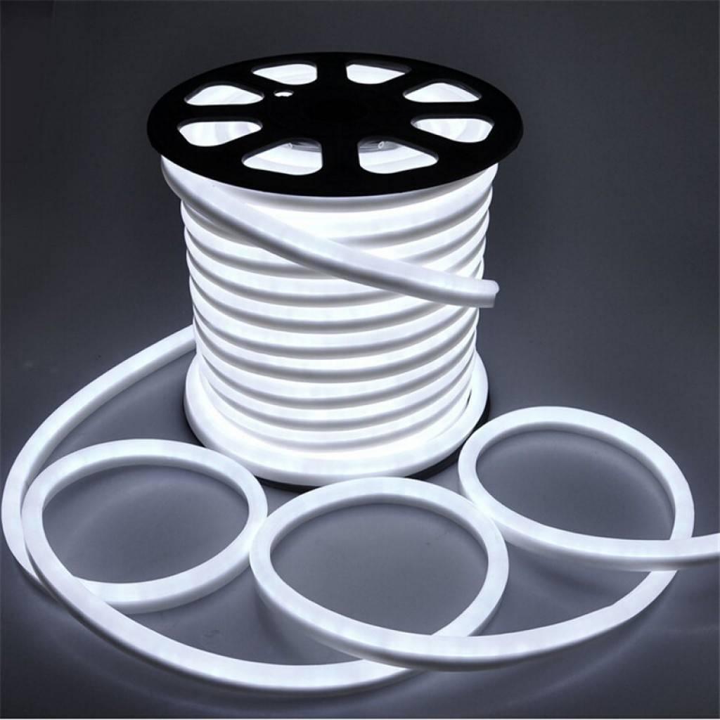 Чем неон лучше светодиодной ленты?