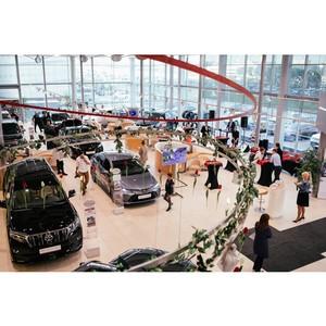«Балтийский лизинг» принял участие в презентации новой Toyota Corolla