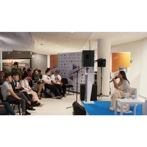 Студент вуза — финалист международного медиафорума «Пространство Евразии»