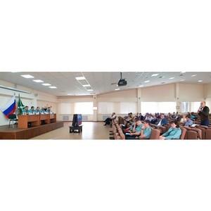 Таможенники обсудили с бизнесом вопросы совершенствования таможенного администрирования