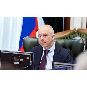 А.Силуанов: Мы должны выдать 1 трлн рублей льготных кредитов