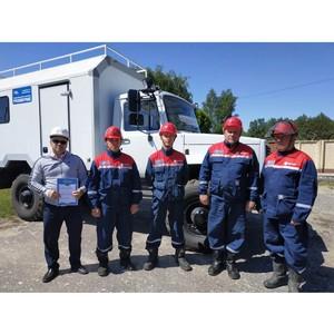 Касимовский РЭС – победитель соревнований профмастерства среди персонала Рязаньэнерго