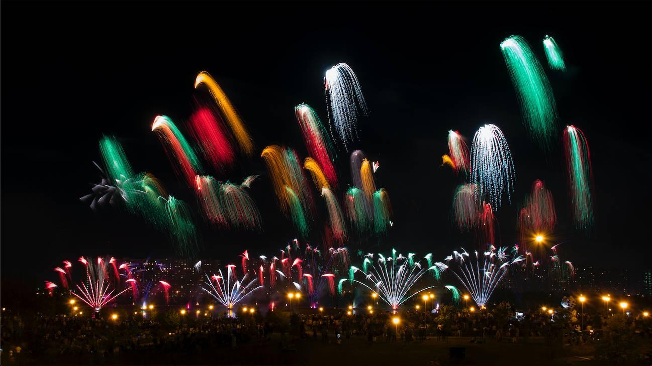 Международный фестиваль фейерверков «Ростех» будет посвящен Году театра