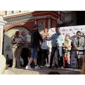F.I.L.A. Russia стала партнером IX арт-фестиваля «Рисуем Покровский собор»