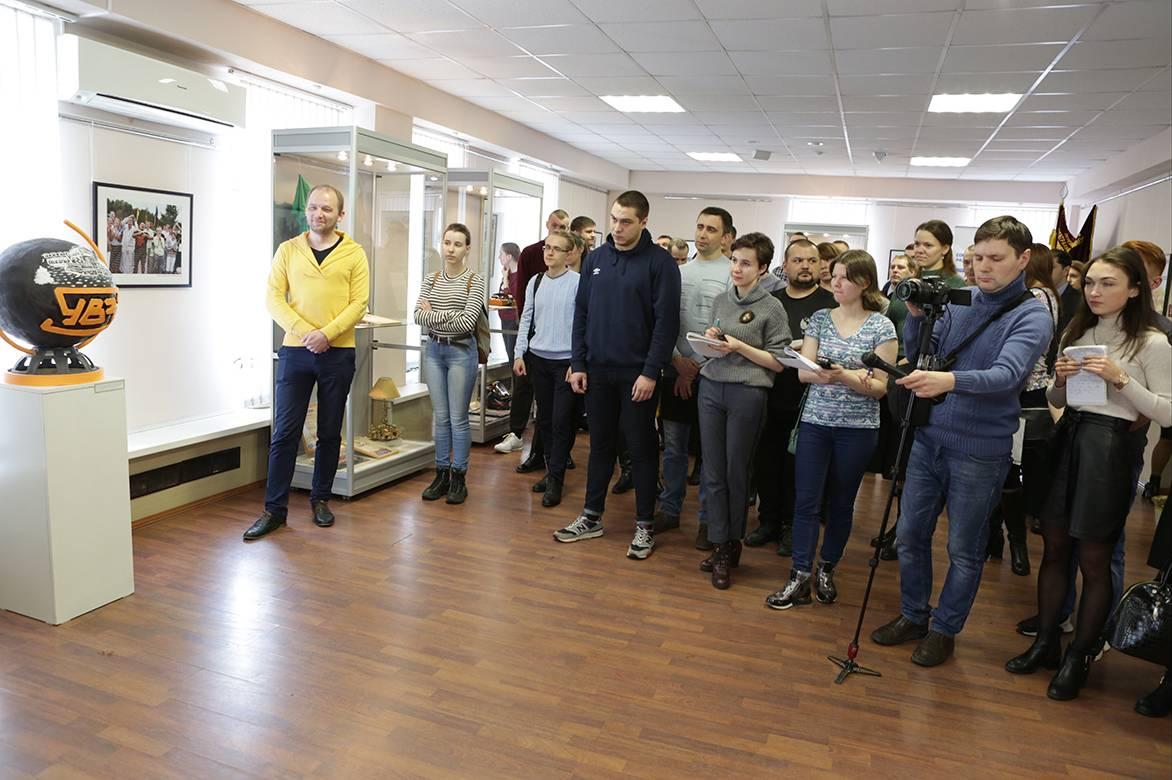 Молодежная организация Уралвагонзавода готовится к 20-летию